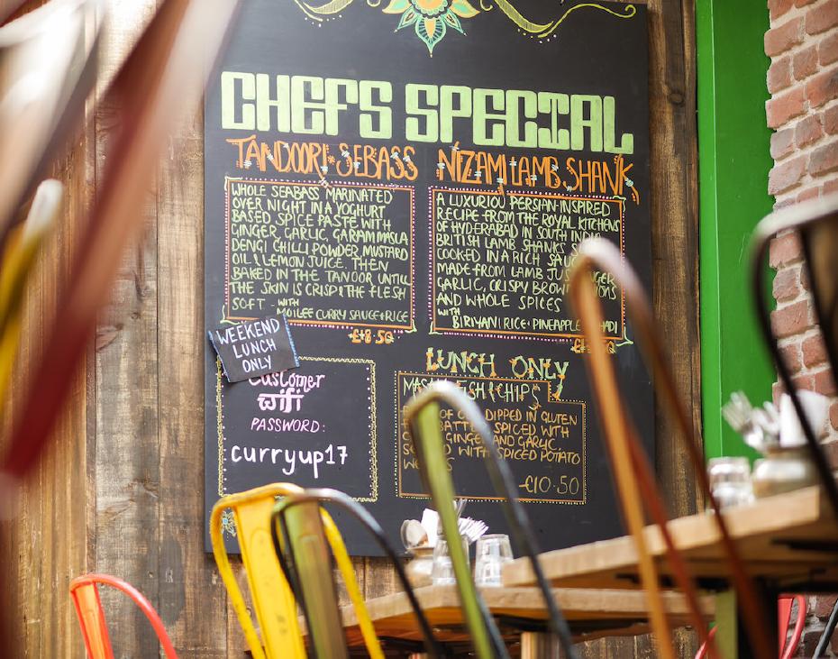 Curry Leaf Cafe