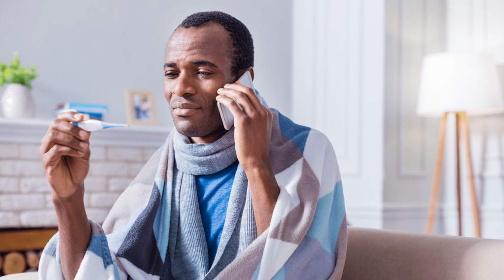 How to Call in Sick to Work