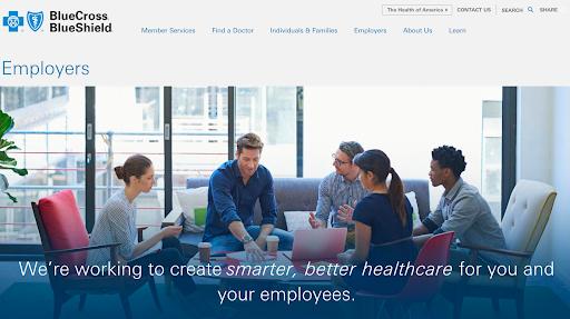 6 Best Health Insurance Providers for Small Businesses-BlueCross BlueShield