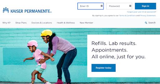 6 Best Health Insurance Providers for Small Businesses-Kaiser Permanente