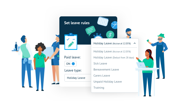 Our new and improved Leave Management is here! | Deputy