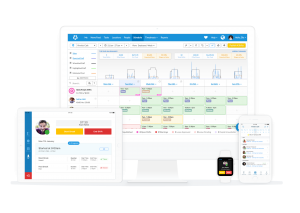 Deputy time and attendance software for desktop, mobile, Apple Watch and table